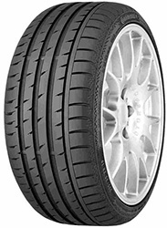 295/25R21 CONTINENTAL SPORT CONTACT 3 XL