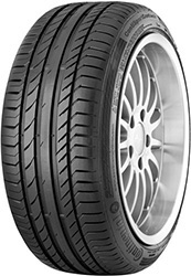Large 245/40R18 CONTINENTAL SPORT CONTACT 5P MO 97Y XL