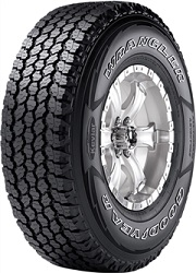 Large 265/60R18 GOODYEAR WRANGLER AT/ADV 110H
